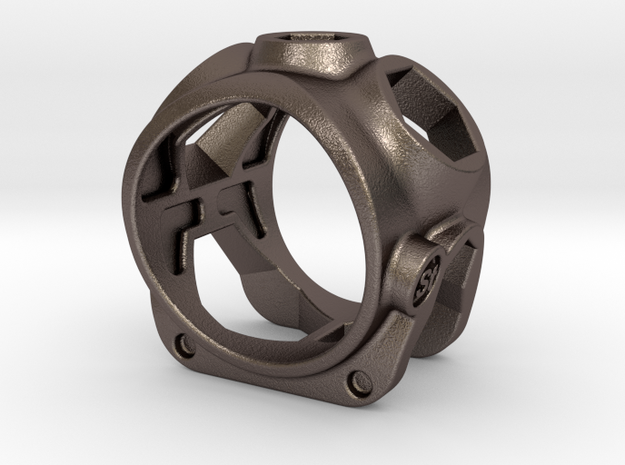 1086 ToolRing - size 10 (19,80 mm) 3d printed