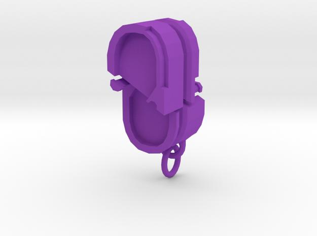 Heartbox Locket (blank) 3d printed