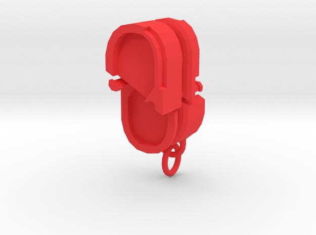 Heartbox Locket (Spider) 3d printed