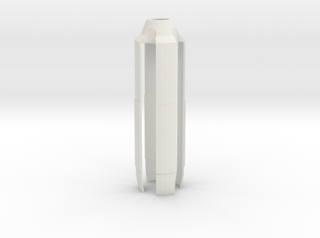 elevenaluminum in White Natural Versatile Plastic