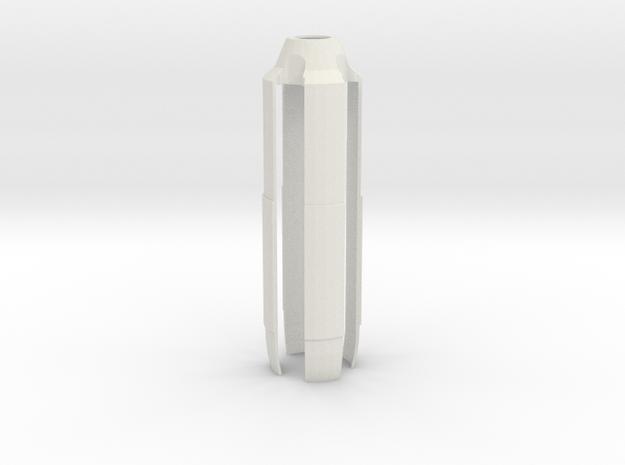 elevenaluminum in White Natural Versatile Plastic
