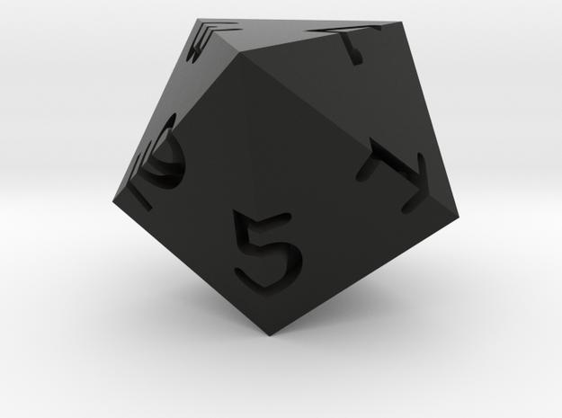 Isodie 5 (solid) 3d printed