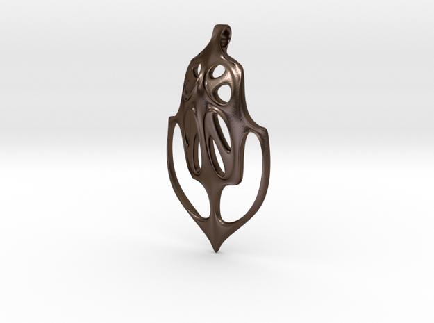 Xin Pendant (#1478) 3d printed