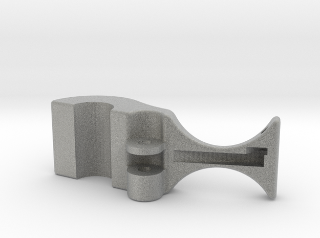 safety clip 8-4-10 3d printed