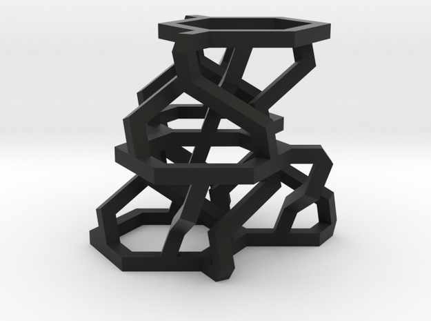 """""""Ice"""" - plateau style 3d printed"""