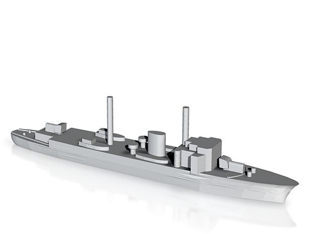 Eritrea nave ausiliaria italiana WWII scala 1/1800 3d printed