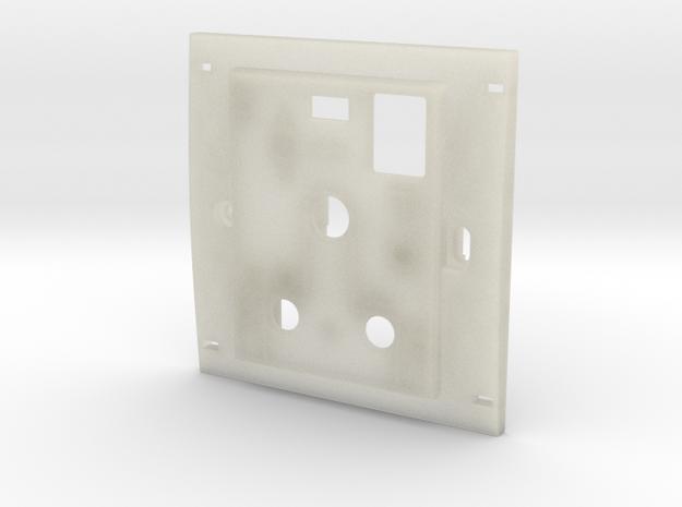 Dapeeza_15amps Socket Face Cover 3d printed