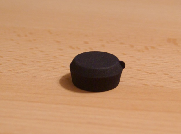 Grip-Switch v2 Guitar Knob in Black Strong & Flexible