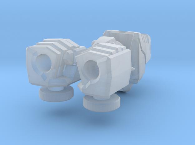 Roadbuster (MCCA) assembley mk2 (N0 Rifle) in Smooth Fine Detail Plastic