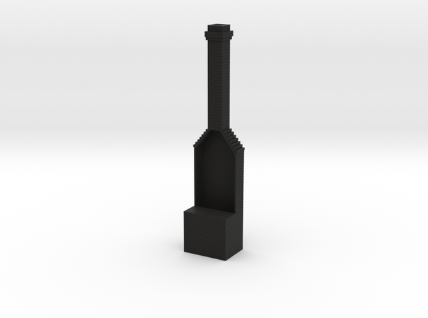7mm Chimney Complete 3d printed