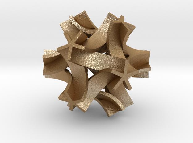 Origami I,  pendant 3d printed