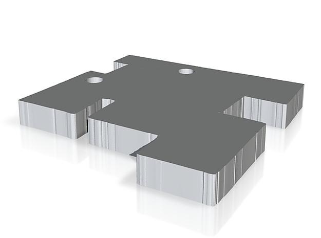 flatshape1a 3d printed