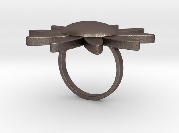 Sun ring 3d printed