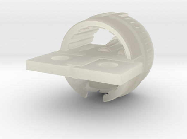 Zyphon Bluebottle Class Corvette 3d printed