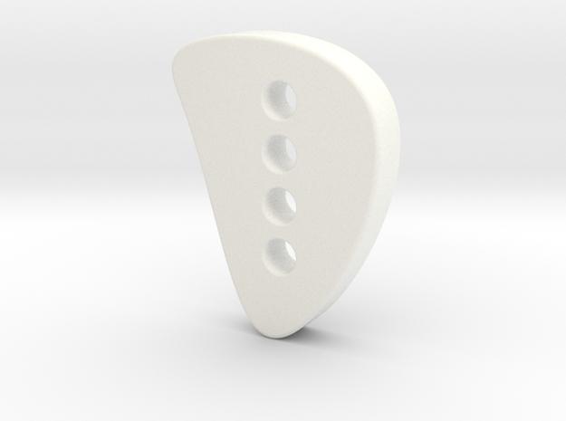 Xtraveganza Button 3d printed