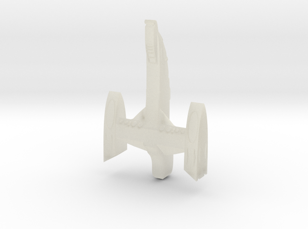 Trident FIghter 40mm 3d printed