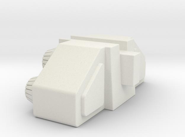 Superion Filler 2 in White Natural Versatile Plastic