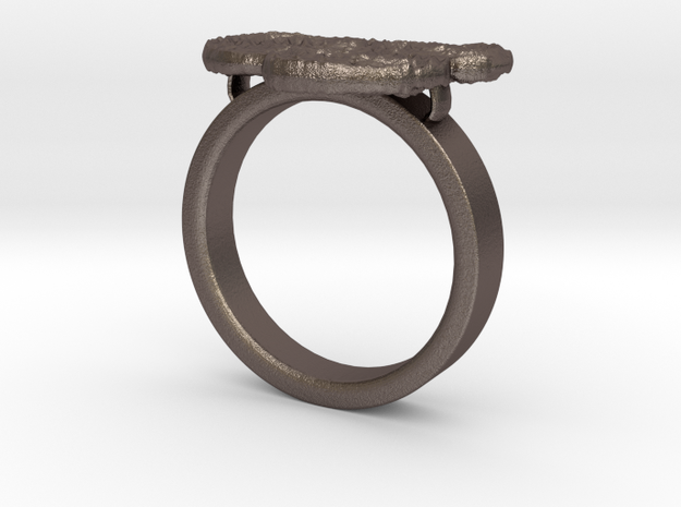 Newgrange Ring 3d printed