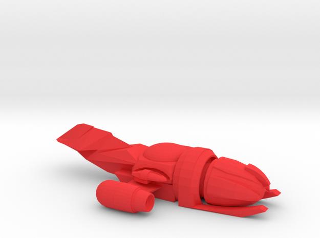 Serene Firebug 3d printed