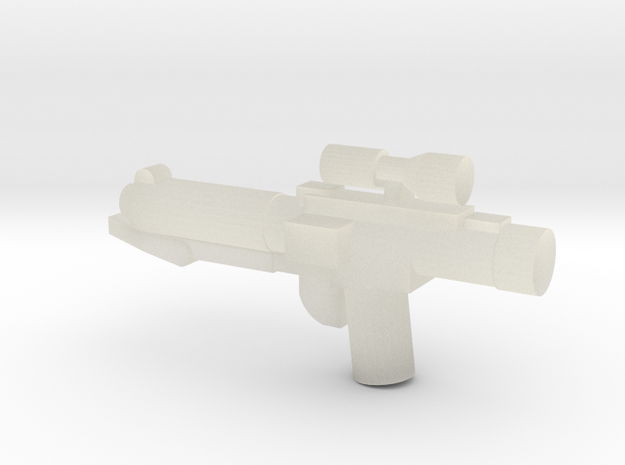 E-11 Blaster in Transparent Acrylic