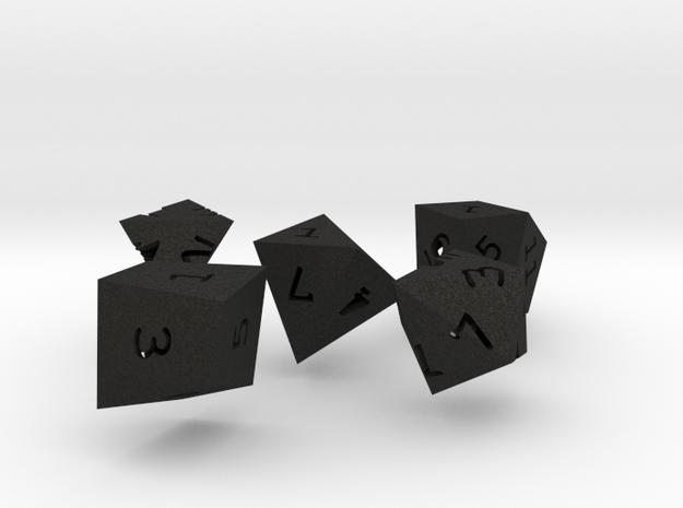 Isodice bundle 1 3d printed