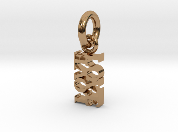 LOVE should look the same...#2 3d printed