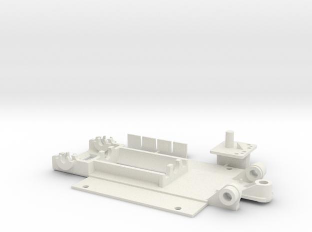962 Typ2 WG in White Natural Versatile Plastic