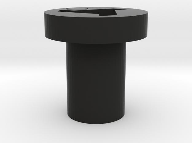 Jedi Comlink Prop Replica Tri-Wing Bolt 3d printed