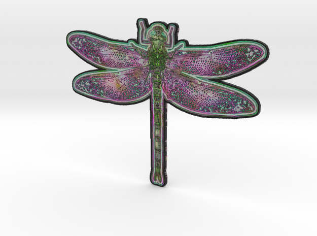 Dragonfly L 3d printed