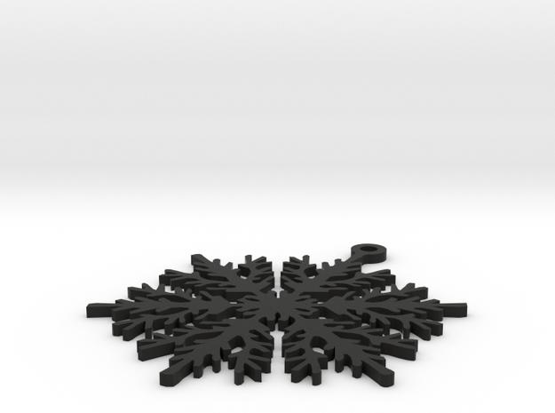 Snowflake 02 3d printed
