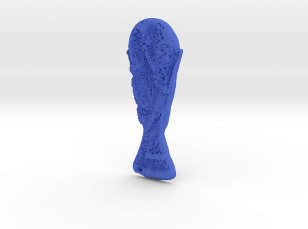 World Cup Soccer 3d printed