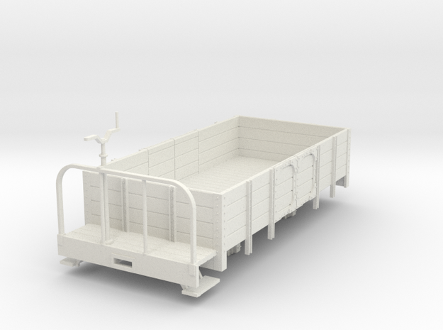 Oe open wagon with brake platform 3d printed