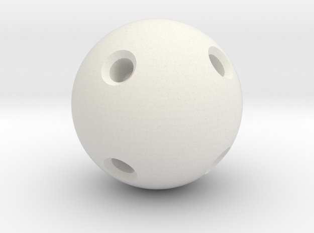 Mosaic Cube Sphere Core 3d printed