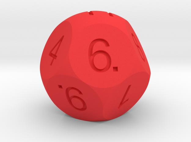 D11 Optimal Sphere Dice 3d printed