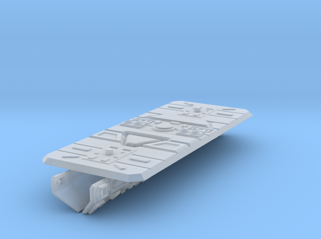 BSG Frigate Armor Package in Smooth Fine Detail Plastic