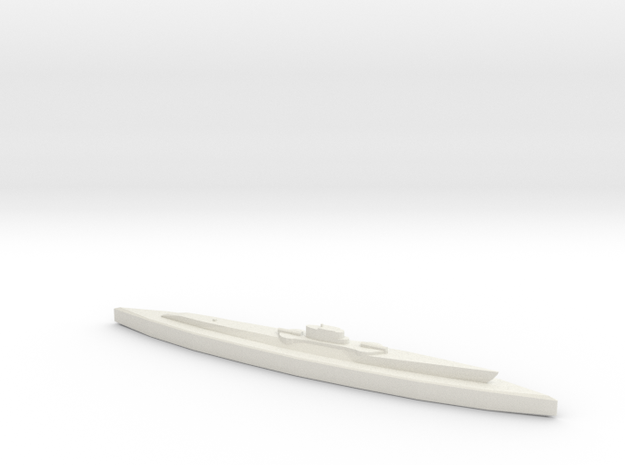 USS Nautilus (SS168) 1:1800 3d printed