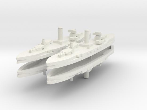 Espana 1:3000 X4 in White Natural Versatile Plastic