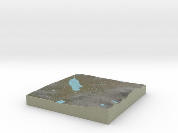 Terrafab generated model Tue Nov 05 2013 12:43:30 3d printed
