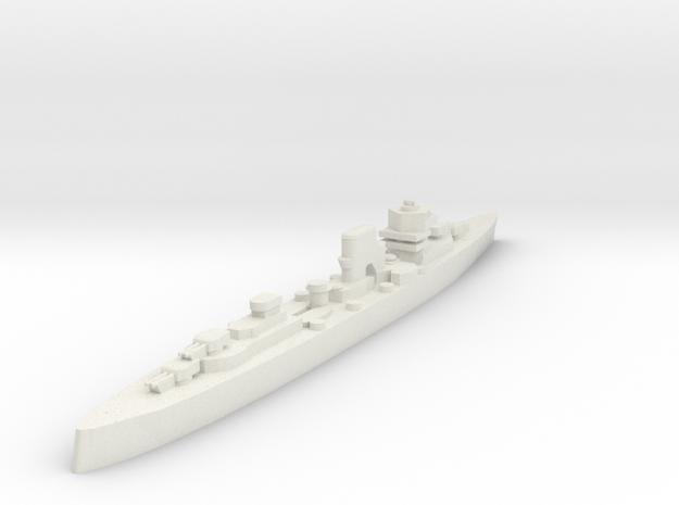 Canarias 1:1200 X1 in White Natural Versatile Plastic