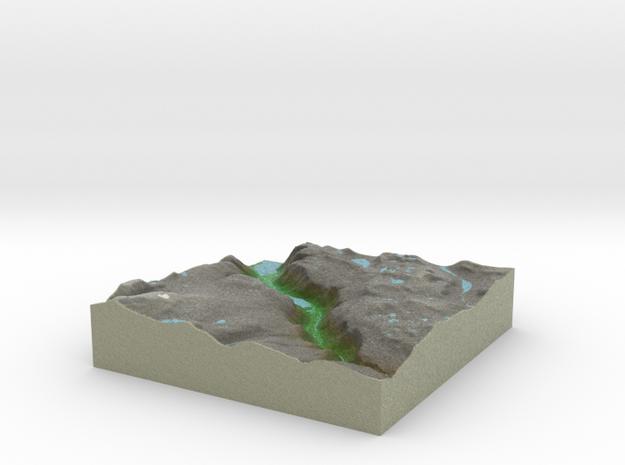 Terrafab generated model Sun Nov 24 2013 20:14:59 3d printed