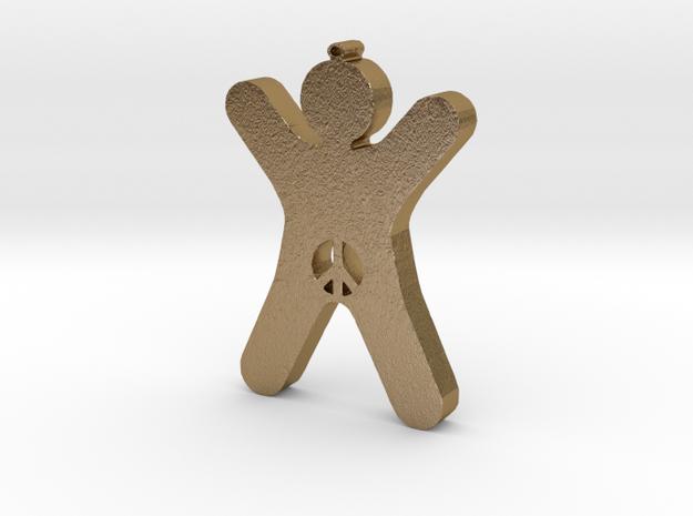 Intactivist Pendant  3d printed