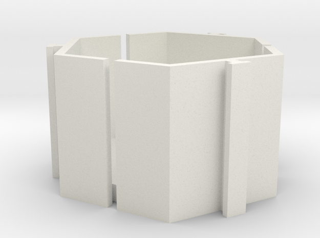 Mew Mew Desk Tidy 40mm 3d printed