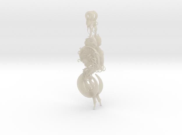 Dangley Flowers 3d printed