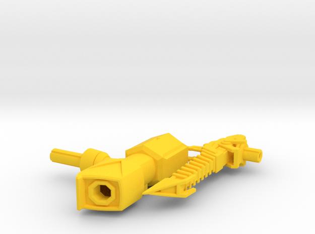 TFP voyager Breakdown weapons 3d printed