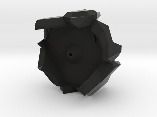 Crystal Turret 3d printed