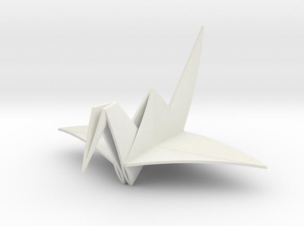 De Kraanvogel for Villa Ticca in White Natural Versatile Plastic
