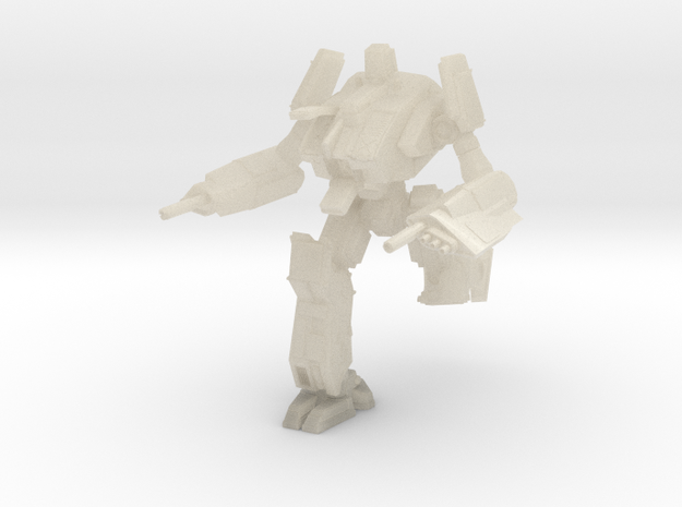 The White Knight 3d printed