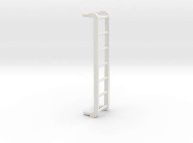 Santa Fe 4-8-4 Tender ladder 3d printed