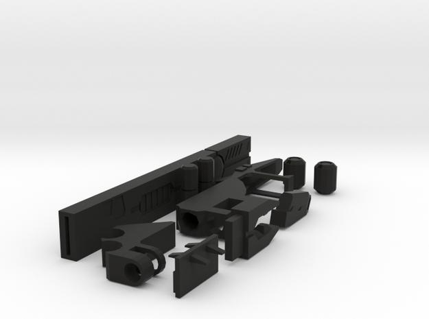 railgun for XV88 3d printed