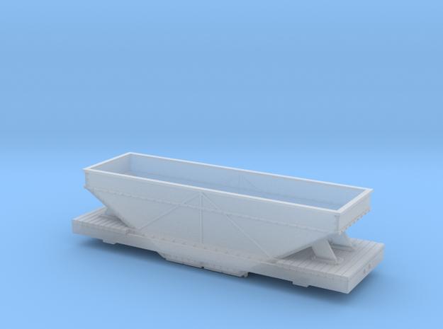 Hon30 hopper steel body 3d printed
